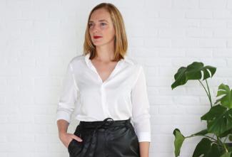 Fashion tip: zo stijlvol combineer je de witte blouse