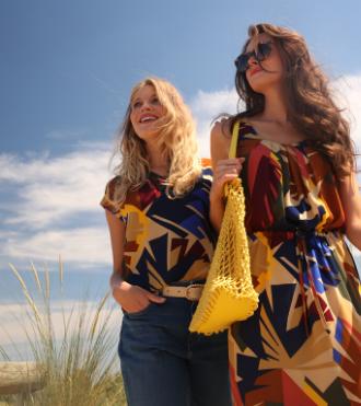 Staycation looks: outfits voor vakantie in eigen land