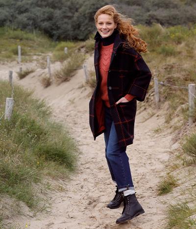 Conseil couleur : la veste d'hiver qui vous convient !