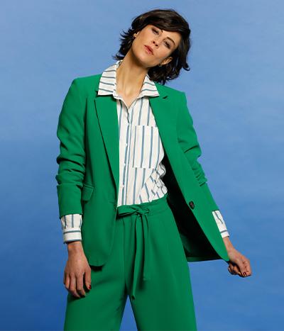 STYLING TIPS: zo draag je trendkleur groen