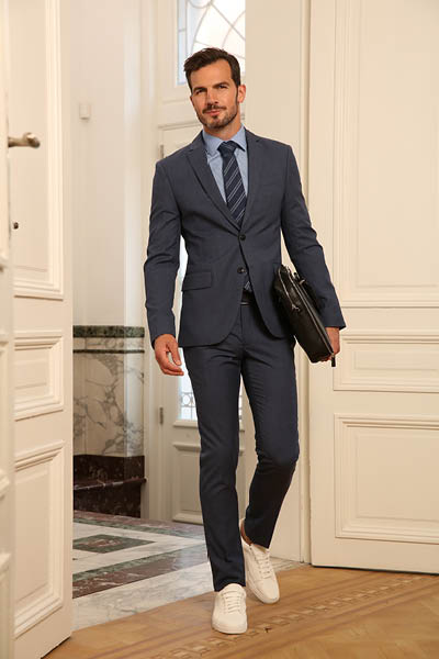 Het perfecte pak voor heren