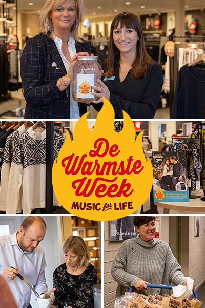 2018 | Dit was De Warmste Week bij e5!