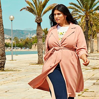 Fashion voor elk figuur: elegante mode voor een maatje meer
