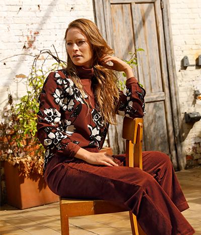 Voici les couleurs indispensables pour votre garde-robe d'automne !