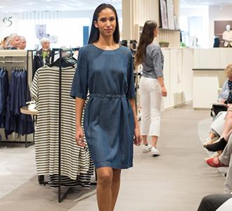 Fashion show L'histoire de Louise