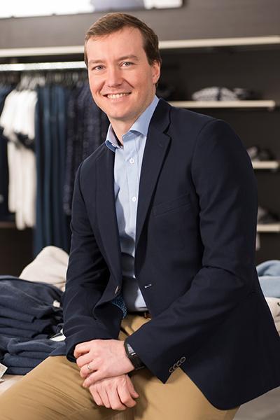 09/2017 | Alexander Talpe wordt hoofdaandeelhouder en nieuwe CEO van e5 mode en ECG