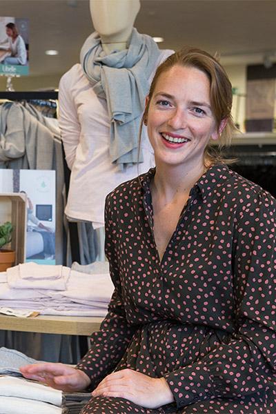 09/2018 | e5 mode ontwikkelt eerste recycleerbare homewearcollectie