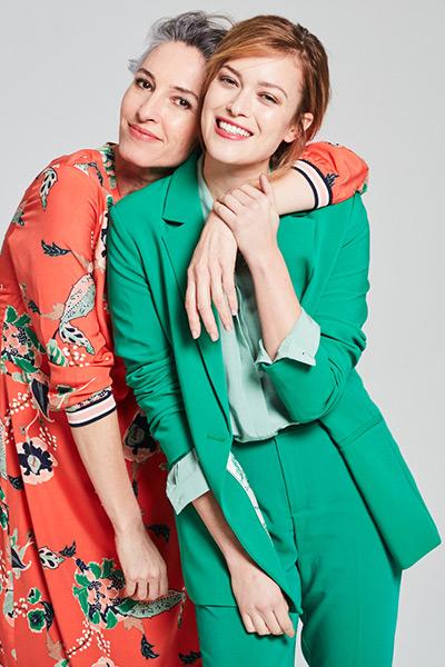 Zo moeder, zo dochter: stijlvol twinnen doe je zo!