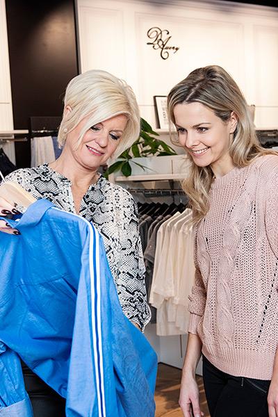 05/2019 | Personal Shoppers van e5 mode hielpen al meer dan 4000 klanten