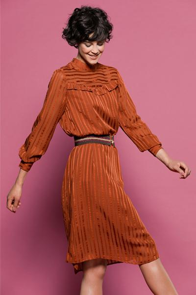 INDISPENSABLES : 2 x la robe d'automne parfaite