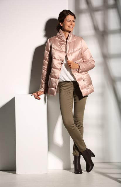 Veste rose, on adore!