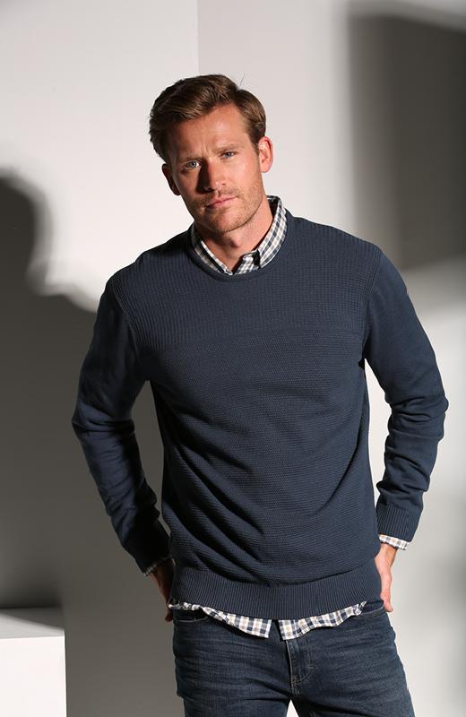 Sweater & shirt