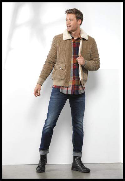 denim jeansbroeken voor heren e5 mode broekenactie