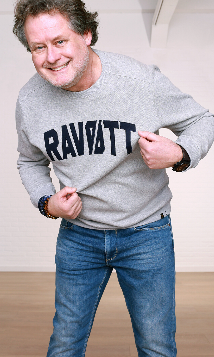 Ravott outfit herenmode