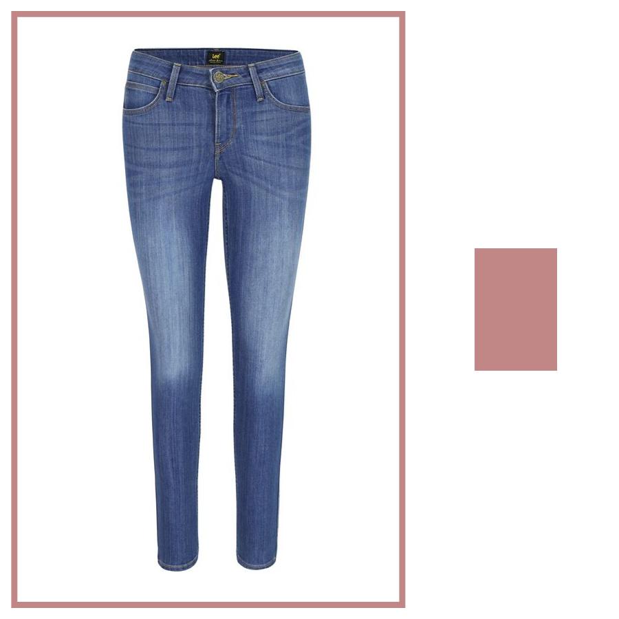 Lee jeans beschikbaar bij e5 mode