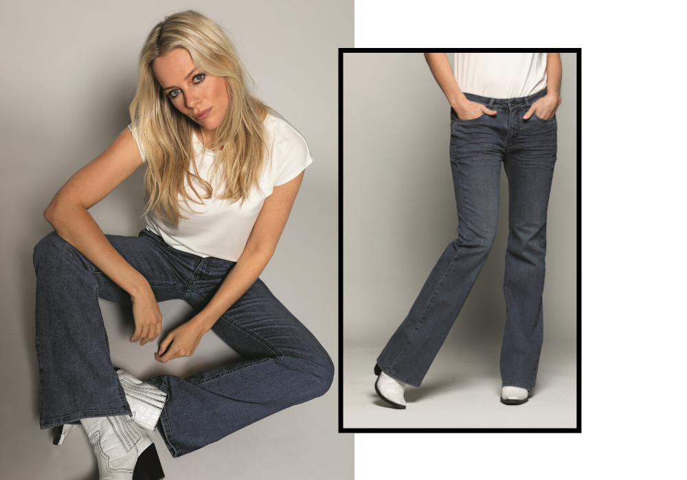 flared fit jeans flare