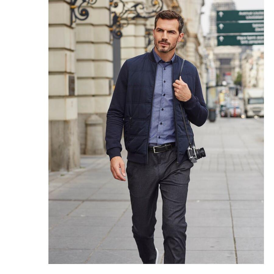 e5 mode le pantalon chino pour des hommes