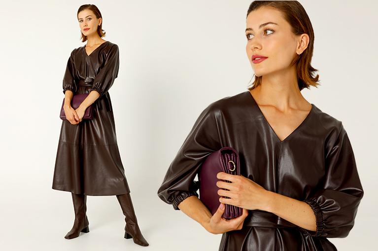 Fall fashion: van lila tot dark purple 1