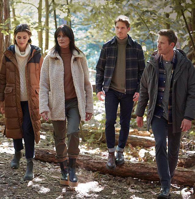 Réduction de 15% sur tous les manteaux et vestes*