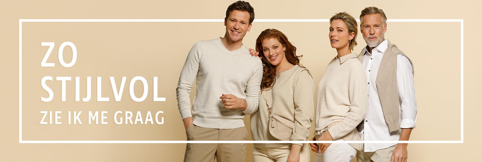 imagocampagne outfits voor alle stijlen en leeftijden