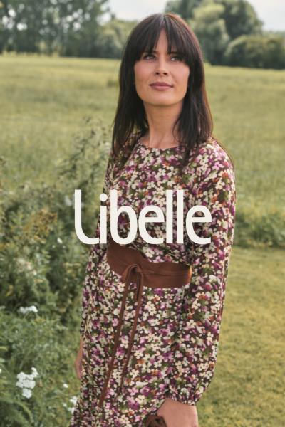 belgische mode Libelle