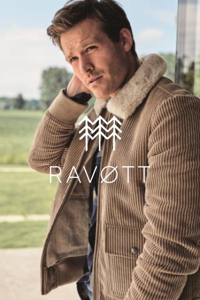 belgische mode Ravott heren