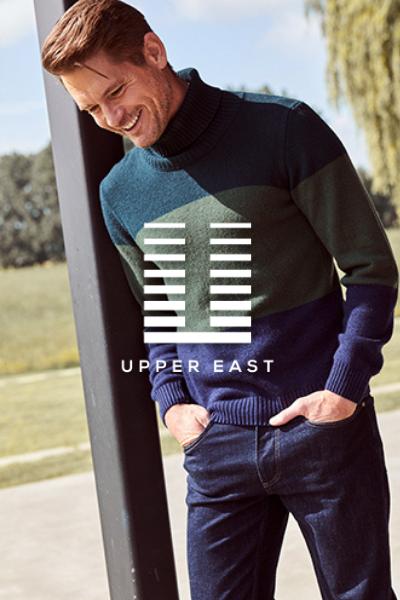 belgisch merk lokale mode Upper East heren