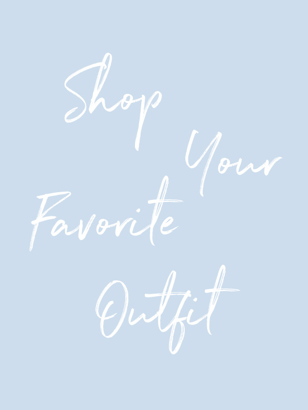 Shop your favorite outfit