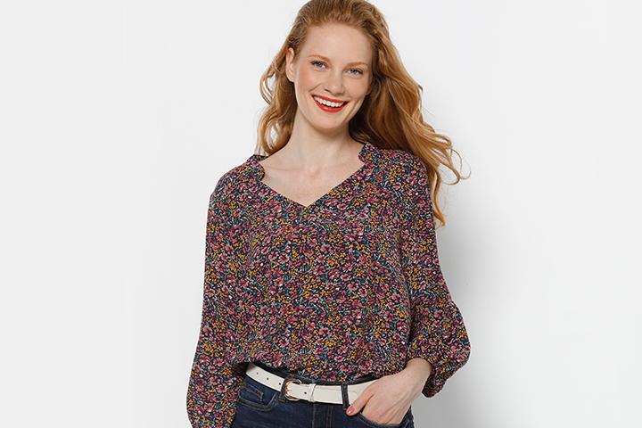 Nooit uit de mode: bloemenprints