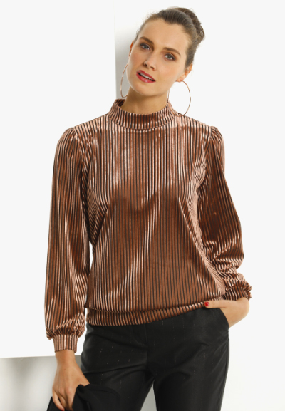 rose gold blouse feestcollectie 5695112