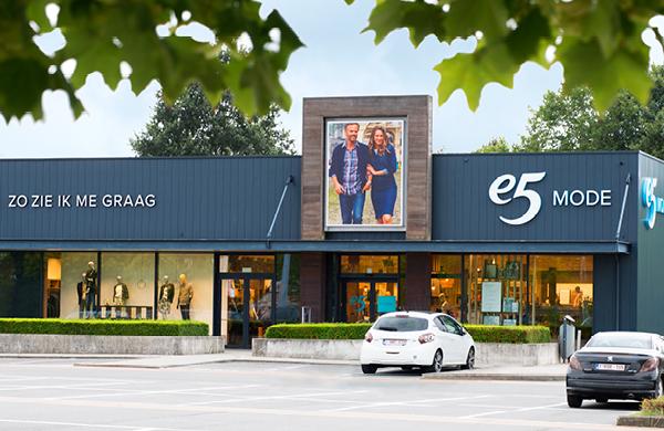 Binnenkijken in een e5 Experience Store