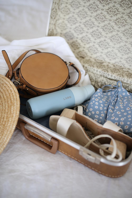 CONSEIL DE VACANCES : comment faire votre valise sans froisser vos vêtements 3