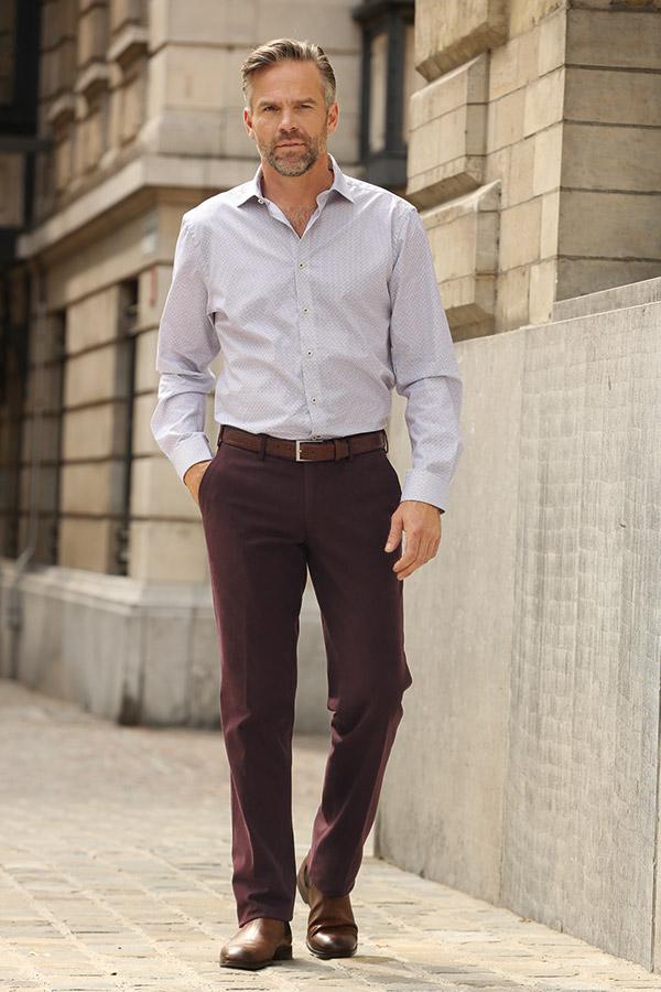 Een Belgische broek voor heren