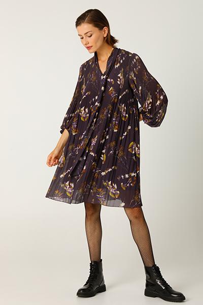 outfit dames herfst winter kleedje