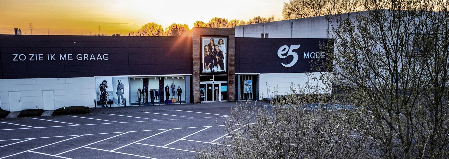 """La chaîne de mode belge """"e5 mode"""" demande une protection contre ses créanciers 2"""
