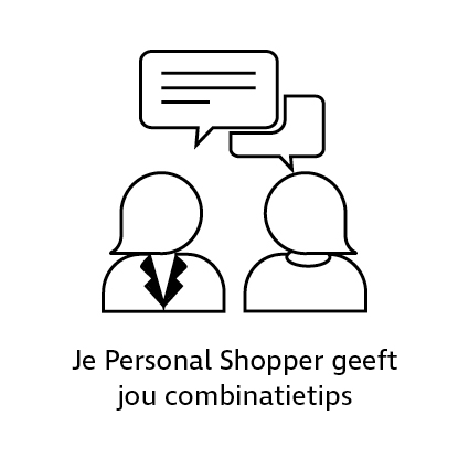 De Personal Shopper geeft je combinatietips