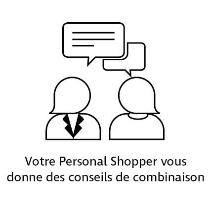 Votre Personal Shopper vous donne des conseils de combinaison