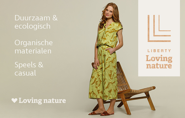 liberty loving nature ecologische kledij uit organische materialen