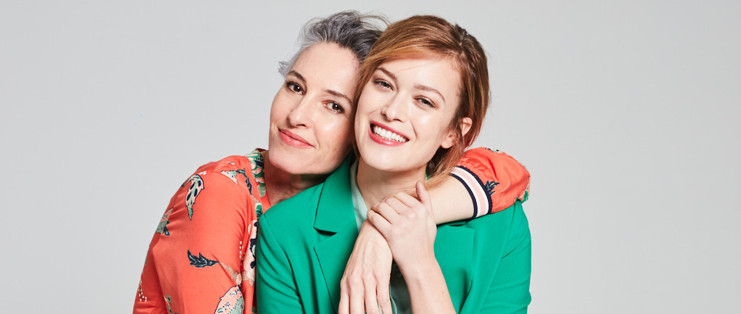 Zo moeder, zo dochter: stijlvol twinnen doe je zó!