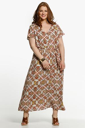 femme grandes tailles robes
