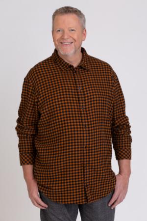 mannen kledij plus size hemden
