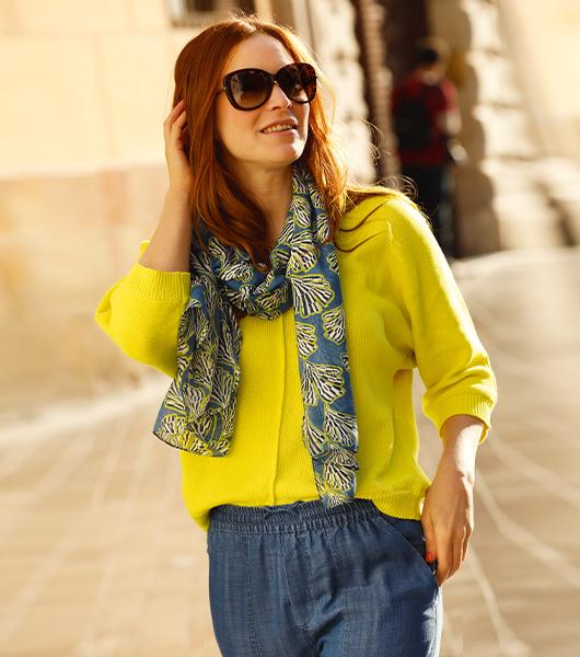 Des looks colorés : découvrez nos tenues préférées dans cette vidéo mode 5